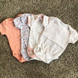 4 Rene Rofe baby onesies